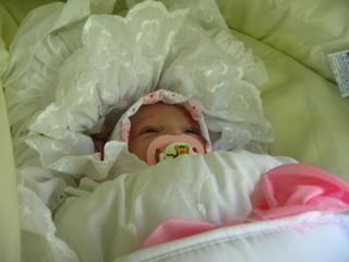 Девочка родилась!